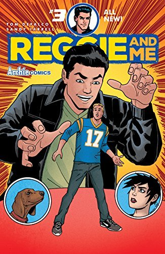 Reggie and Me (2016-) #3