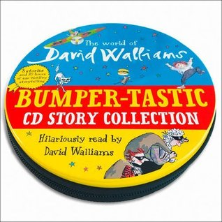 The World of David Walliams Bumper-Tastic CD Story Collection - 27 CDs