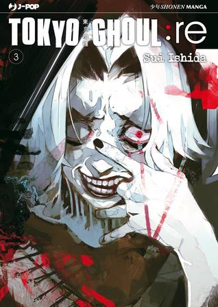 Tokyo Ghoul: re, Vol  3 Epub Books by Sui Ishida