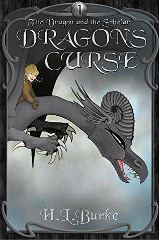 Dragon's Curse by H.L. Burke