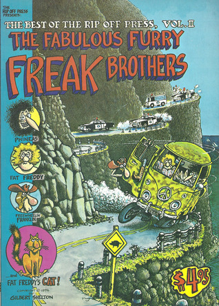 The Best of Rip Off Press, Vol. II: The Fabulous Furry Freak Brothers