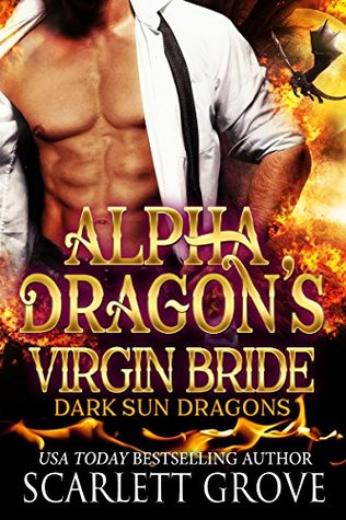 Alpha Dragon's Virgin Bride (Dark Sun, #2)
