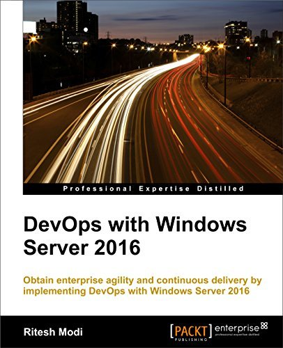 DevOps with Windows Server 2016