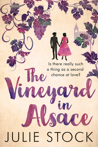 The Vineyard in Alsace by Julie  Stock