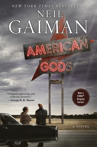 American Gods by Neil Gaiman (Goodreads Cover)
