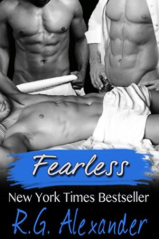 Recent Release Review: Fearless (The Finn Factor #7) by R.G. Alexander