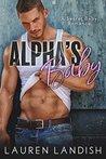 Alpha's Baby by Lauren Landish