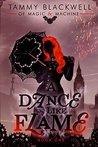 A Dance Like Flame (Of Magic & Machine, #1)
