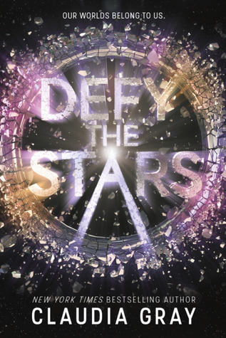 Image result for defy the stars cover goodreads