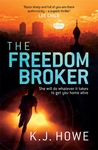 The Freedom Broker (Thea Paris #1)