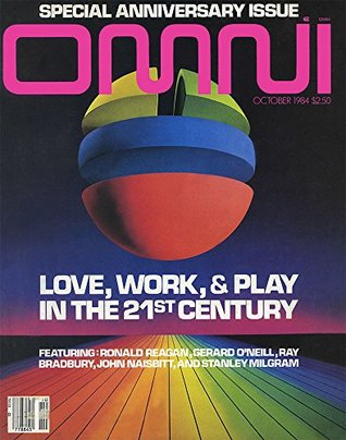 OMNI Magazine October 1984