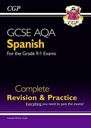 New GCSE Spanish AQA Complete Revision & Practice - Grade 9-1 Course