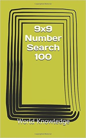 9x9 Number Search 100