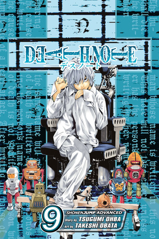The cover of Contact by Tsugumi Ohba in the Death Note series