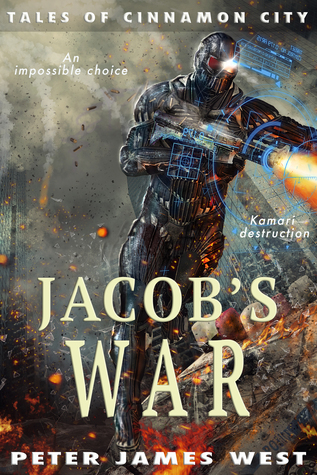 Ebook Jacob's War by Peter James West DOC!