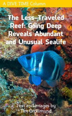 The Less Traveled Reef: Going Deep Reveals Abundant and Unusual Sealife