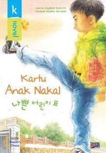Novel Terjemahan Korea Shelf
