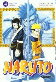 Ebook Naruto, #4 by Masashi Kishimoto DOC!
