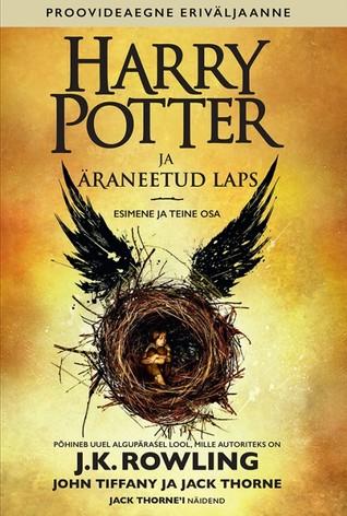 Harry Potter ja äraneetud laps. I ja II osa (Harry Potter, #8)