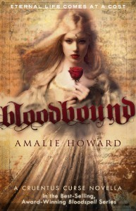 Bloodbound by Amalie Howard