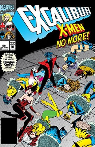 Excalibur (1988-1998) #58