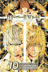 Death Note, Vol. 10 by Takeshi Obata
