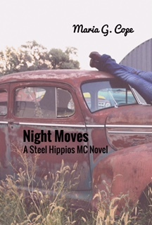 Night Moves (Steel Hippios MC, #1)