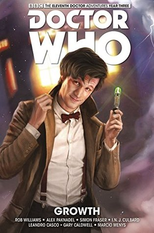 Doctor Who: The Eleventh Doctor: The Sapling Vol 1: Growth