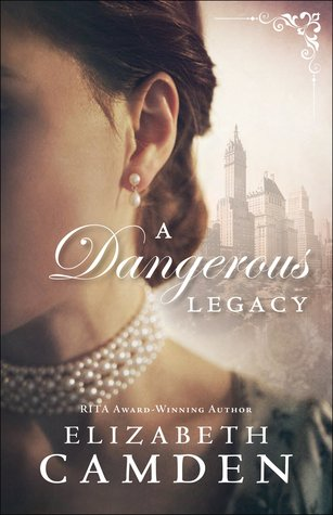 A Dangerous Legacy (An Empire State Novel #1)