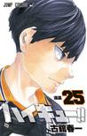 ハイキュー!! 25 [High Kyuu!! 25] (Haikyuu!!, #25)