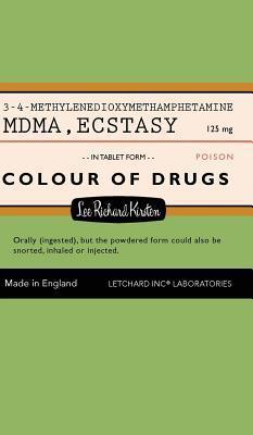 Colour of Drugs Mdma, Ecstasy