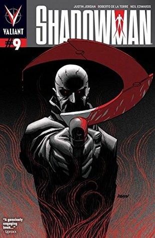 Shadowman (2012) #9
