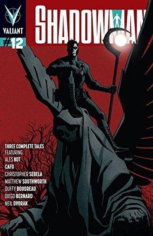 Shadowman (2012) #12