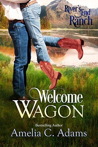 Welcome Wagon by Amelia C. Adams