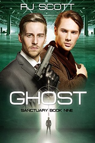 Book Review: Ghost (Sanctuary #9) by R.J. Scott