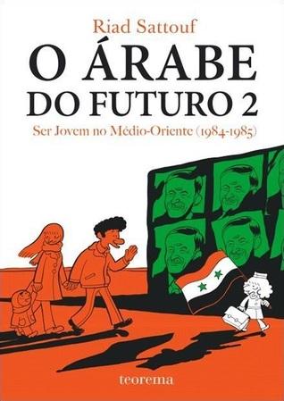 O Árabe do Futuro 2: Ser Jovem no Médio-Oriente (1984-1985)