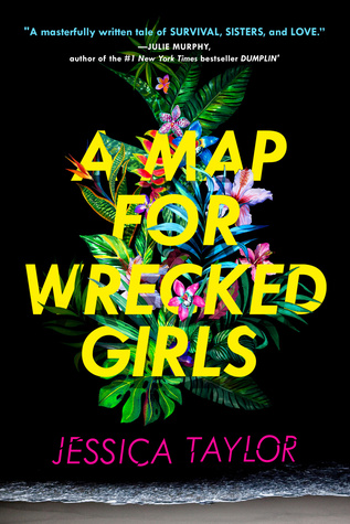 {Tour} A Map for Wrecked Girls by Jessica Taylor (Character Interview + a Giveaway)
