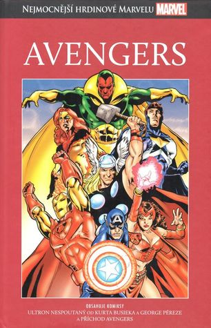 Avengers (Nejmocnější hrdinové Marvelu, #1)