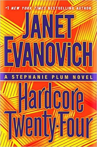 Book Review: Hardcore Twenty-Four by Janet Evanovich