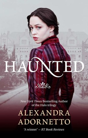 Haunted (Ghost House, #2)