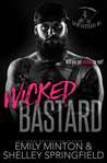 Wicked Bastard (Grim Bastards MC, #5)