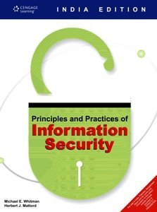 Principles & Practice of Information Security