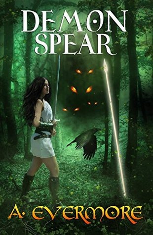 Demon Spear (The Goddess Prophecies #4)
