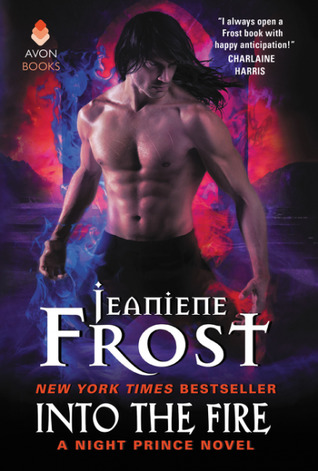 Book Review: Into the Fire by Jeaniene Frost