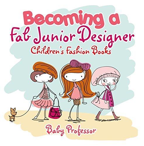 Becoming a Fab Junior Designer | Children's Fashion Books