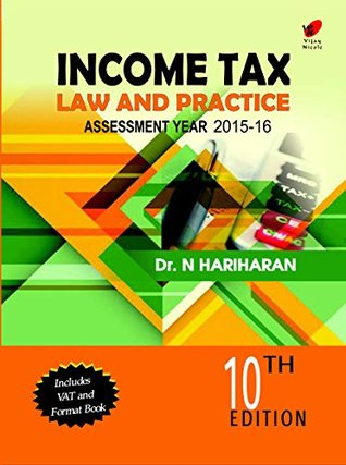 Income Tax Law & Practice 2015-16