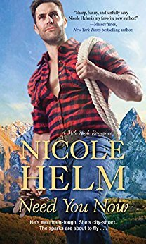 Need You Now (A Mile High Romance #1)