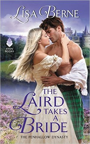 the laird takes a bride the penhallow dynasty