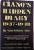 Ciano's Hidden Diary 1937-1938