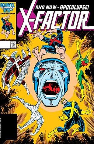 X-Factor (1986-1998) #6